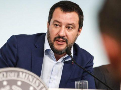 Salvini inps tridico
