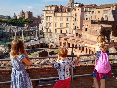 No telly today - gite a Roma e fuori Roma con i bambini
